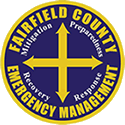 fairfield county emergency management agency logo